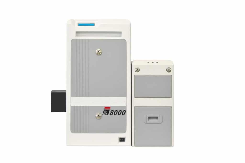 מערכת הנפקה מקצועית LES8000