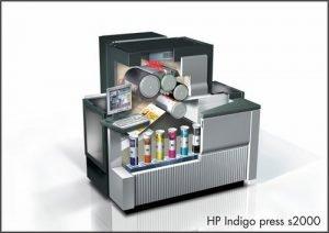 מכונת הדפסה דיגיטלית