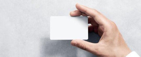 כרטיס פלסטי – למה צריך?